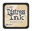 Tim Holtz® Distress Mini Ink Pad from Ranger - Antique Linen